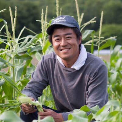 常陸大宮の有機農業コトコトファーム